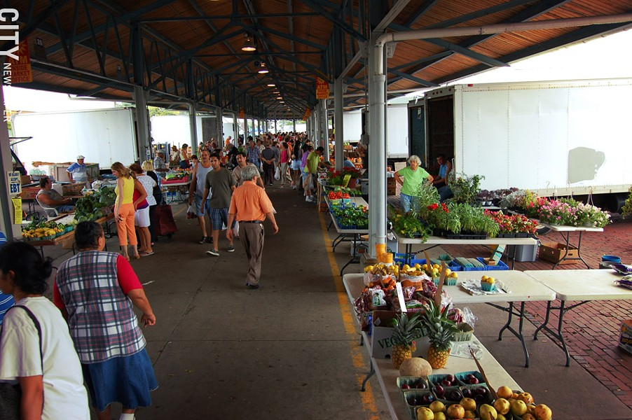 The Public Market is a gem, but the neighborhoods surrounding the market struggle. - FILE PHOTO