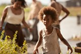 "Quvenzhane Wallis in ""Beasts of the Southern Wild."" PHOTO BY FOX SEARCHLIGHT PICTURES"
