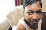 PHOTO BY GARY VENTURA - Ready for her chapter two: JoAnn James-Scott preps for life after Valeo.