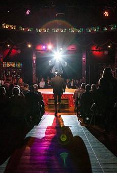 Rebecca reviews Cirque du Fringe