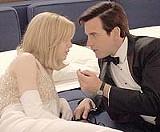 "20TH CENTURY FOX - Renee Zellweger, Tony Randall, and Sarah Paulson in ""Down With Love."""