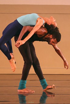 REVIEW: Garth Fagan Dance at Nazareth Arts Center
