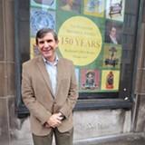 PHOTO BY LARISSA COE - RHS President Patrick Malgieri.