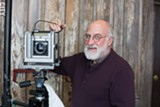 Richard Margolis [Photographed with a Digital Canon 5D Mark III] - PHOTO BY MIKE HANLON