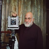 Richard Margolis uses film for his fine art photography and digital for his commercial and architectural work. [Photographed with a Hasselblad 500c and Kodak Portra 800 speed 120 roll film] - PHOTO BY MIKE HANLON