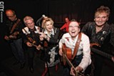 """PHOTO BY FRANK DE BLASE - Rochester band Dang plays """"classic"""" country, and isn't interested in performing more popular contemporary, pop-flavored country music."""