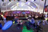 PHOTO PROVIDED - Rochester-based electronic group Manhattan Project recently returned home from a tour of the East Coast.