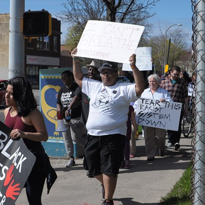 Rochester Black Lives Matter march