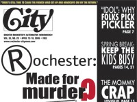 Rochester: made for murder?