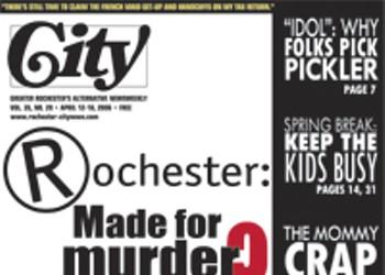 Rochester: made for murder?
