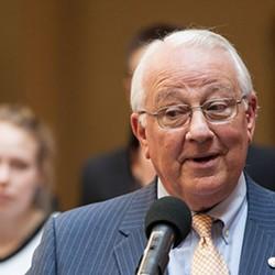 Rochester Mayor Tom Richards. - FILE PHOTO