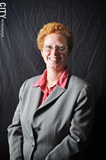 Rochester school board member Willa Powell. - FILE PHOTO