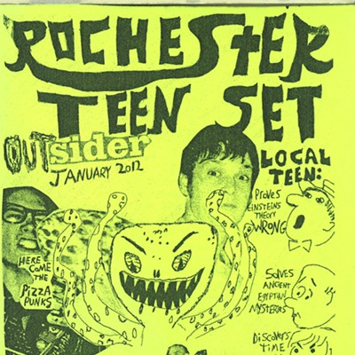 Rochester Teen-Set Outsider