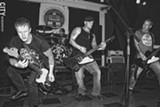 PHOTO PROVIDED - Rock-n-Roll Social Club features several members of the defunct heavy, Southern-rock outfit Boneyard working in a more straight-ahead rock style.