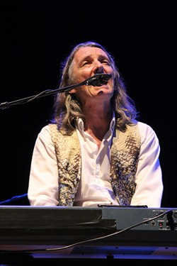 Roger Hodgson performed Wednesday, June 26, at Kodak Hall at Eastman Theatre as part of the 2013 Xerox Rochester International Jazz Fest.