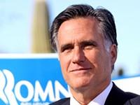 Romney, unveiled