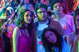 "PHOTO COURTESY UNIVERSAL PICTURES - Rose Byrne and Seth Rogen in ""Neighbors."""