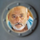 TOUCHSTONE PICTURES - Sailing for redemption: Bill Murray as Steve Zissou.
