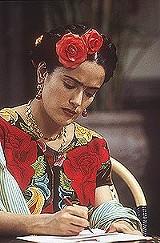 """MIRAMAX FILMS - Salma Hayek in Julie Taymor's """"Frida."""""""