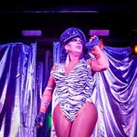 Tilt-a-Whirl Drag Show Samantha Vega PHOTO BY MARK CHAMBERLIN