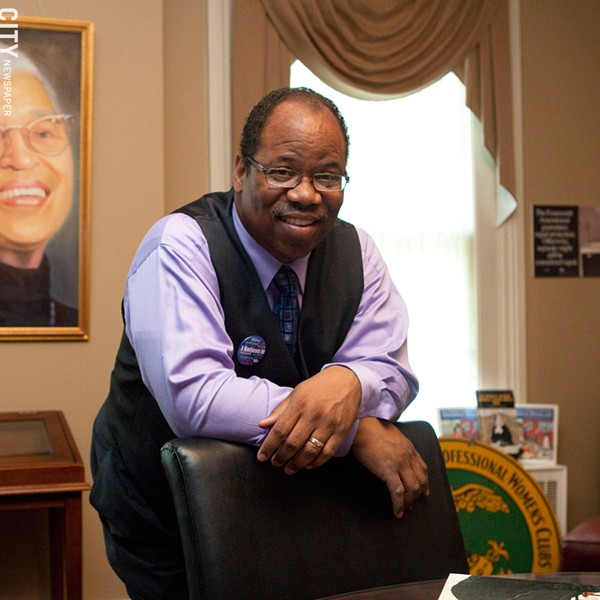 School board President Van White. - FILE PHOTO