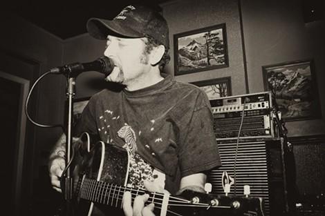 Scott Biram performed at Abilene on Wednesday, June 13. - PHOTO BY FRANK DE BLASE