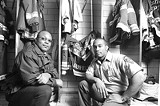GARY VENTURA - Seeking change in the city's employment policies: Rochester - firefighters Ernest Flagler, left, and Lawrence Brumfield.
