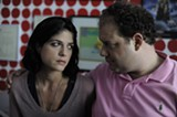 "Selma Blair and Jordan Gelber in ""Dark Horse."" PHOTO COURTESY VITAGRAPH FILMS"