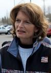 Senator Lisa Murkowski, an Alsaka Republican