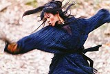 SONY PICTURES CLASSICS - Shes all woman, finally: Zhang Ziyi in House of Flying Daggers.