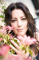 Singer/songwriter Sarah McLachlan's familiar catalogue of songs will be arranged for a classical orchestra for her current tour, stopping at CMAC next week. PHOTO PROVIDED