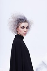 St. Vincent will make her return to Rochester at the Water Street Music Hall on March 5. - PHOTO BY RENATA RAKSHA
