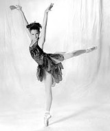NANCY SANDS - Star quality: Hayley Meier in the Rochester City Ballets Firebird.