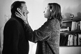 """MIRAMAX - Static cling: Robin Williams is a radio host and Toni - Collette is his fan in """"The Night Listener."""""""