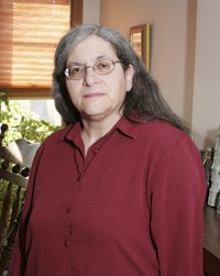 """Stem-cell research supporter Linda - Herman: """"This is a medical question."""" - ROSE MATTREY"""