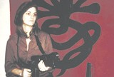 MAGNOLIA PICTURES - Stockholm syndrome, or what? Tania, aka Patty Hearst, in Guerrilla.
