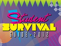 STUDENT SURVIVAL GUIDE '12: Introduction