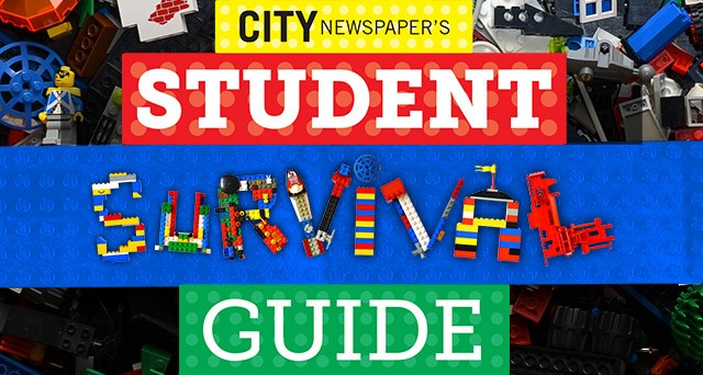 Sorry, that Student survival guide