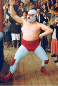 """Stupid con queso: Not even the     giggle-worthy combo of Jack Black and spandex can milk laughs out of """"Libre."""""""