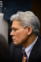 MATT DETURCK - Superintendent Bolgen Vargas.