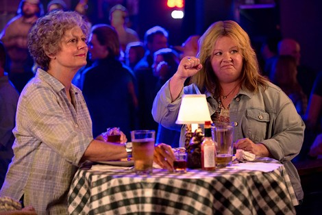 """Susan Sarandon and Melissa McCarthy in """"Tammy."""" - PHOTO COURTESY WARNER BROS. PICTURES"""