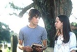 THINKFILM - Sweet and surreal: Emile Hirsch and Jena Malone in The Dangerous Lives of Altar Boys.</