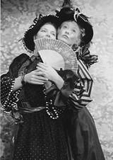Tamara Farias Kraus(left), Jill Rittinger(right)