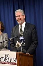 Ted O'Brien. - FILE PHOTO