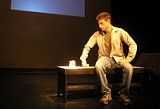 "ADIRONDACK THEATRE FESTIVAL - Telling Americans' stories: Marc Wolf in his ""The Road Home: Re-Membering America."""