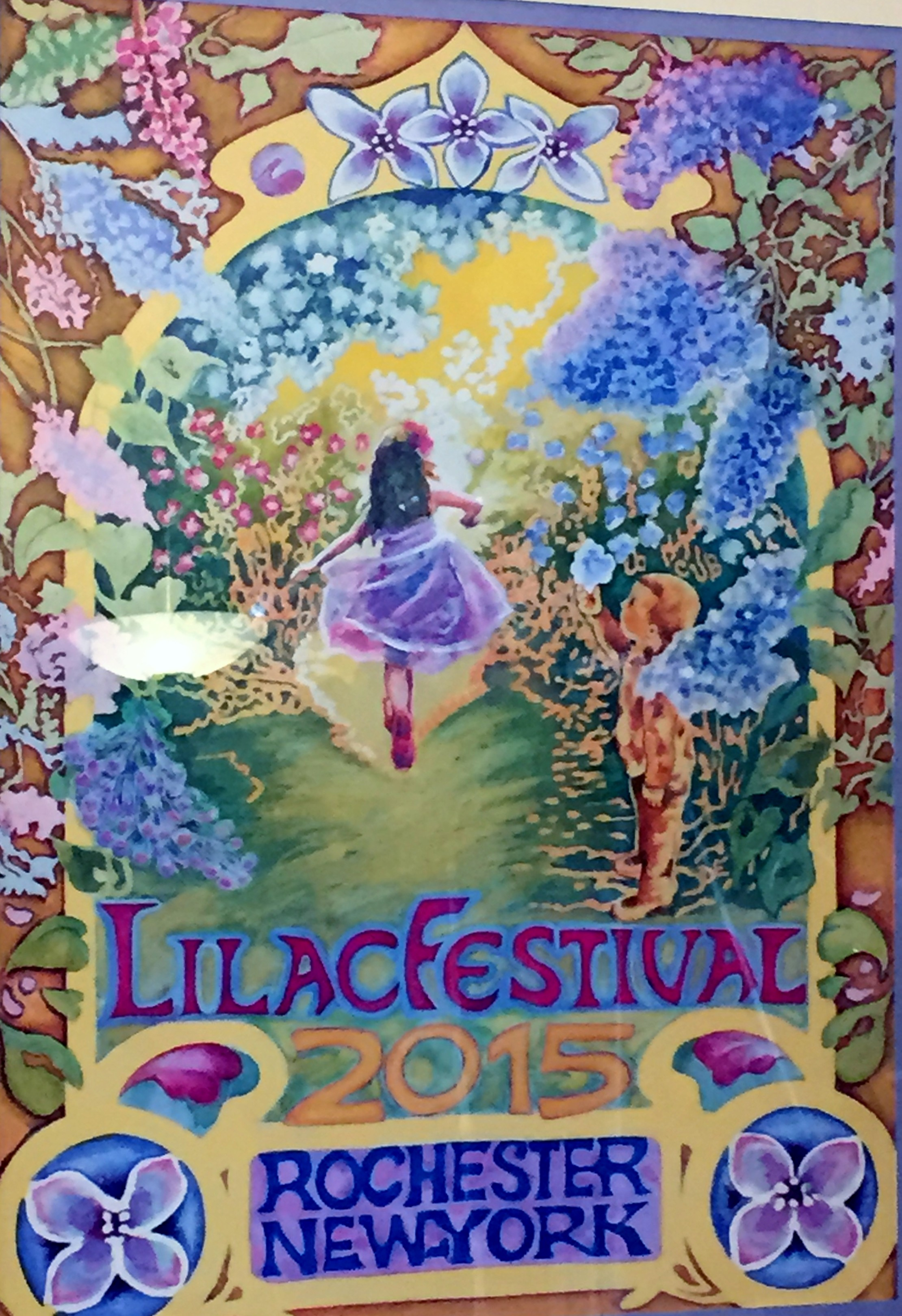 An expanded lilac festival for 2015 news blog - Rochester home and garden show 2017 ...