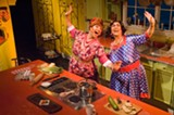 "PHOTO PROVIDED - The Calimari Sisters return to RAPA's East End Theatre this fall with a new show, ""Bun in 