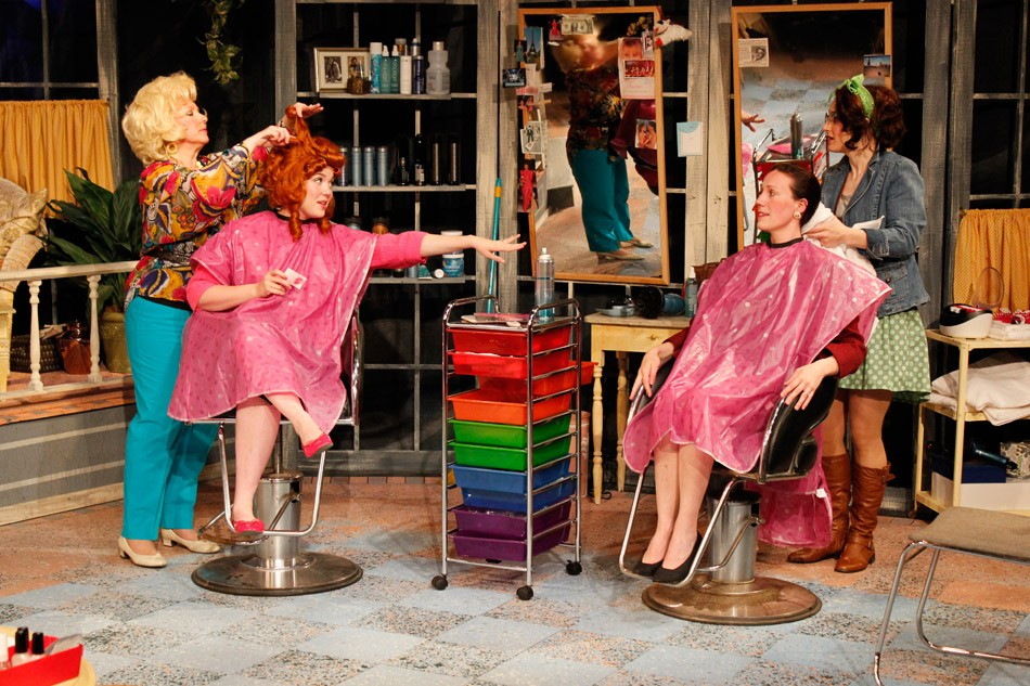 Theater Review Steel Magnolias Theater Rochester City Newspaper