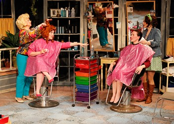 """THEATER REVIEW: """"Steel Magnolias"""""""