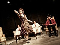 """THEATER REVIEW: """"The Lesson"""" & """"The Bald Soprano"""""""